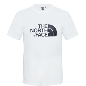 The North Face Easy S/S Tee Men TNF white
